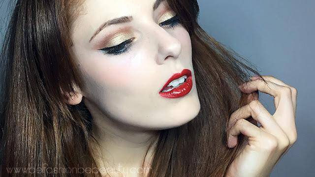 Maquillaje para el otoño.