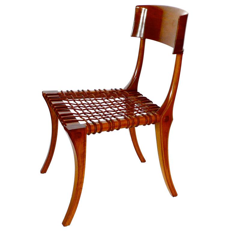 Jones and Cole: I Love Klismos Chairs