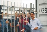Michael Dierks mit seinen Fans
