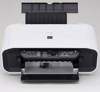 How to fix canon printer that says paper jam