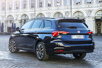 Fiat Tipo Station Wagon (2017) Rear Side