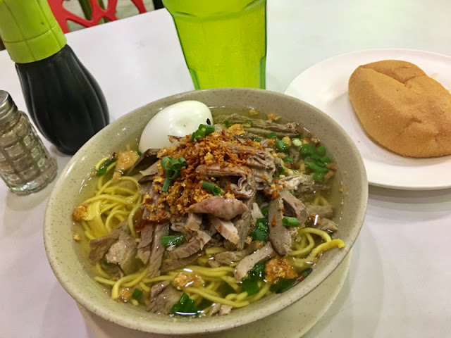 La Paz Batchoy is one of Iloilo's famous delicacy and what a better place to taste it is in La Paz District. You can check out Ted's Oldtimer La Paz Batchoy in Gaisano Capital in La Paz, just a few meters away from Iloilo Provincial Capitol.