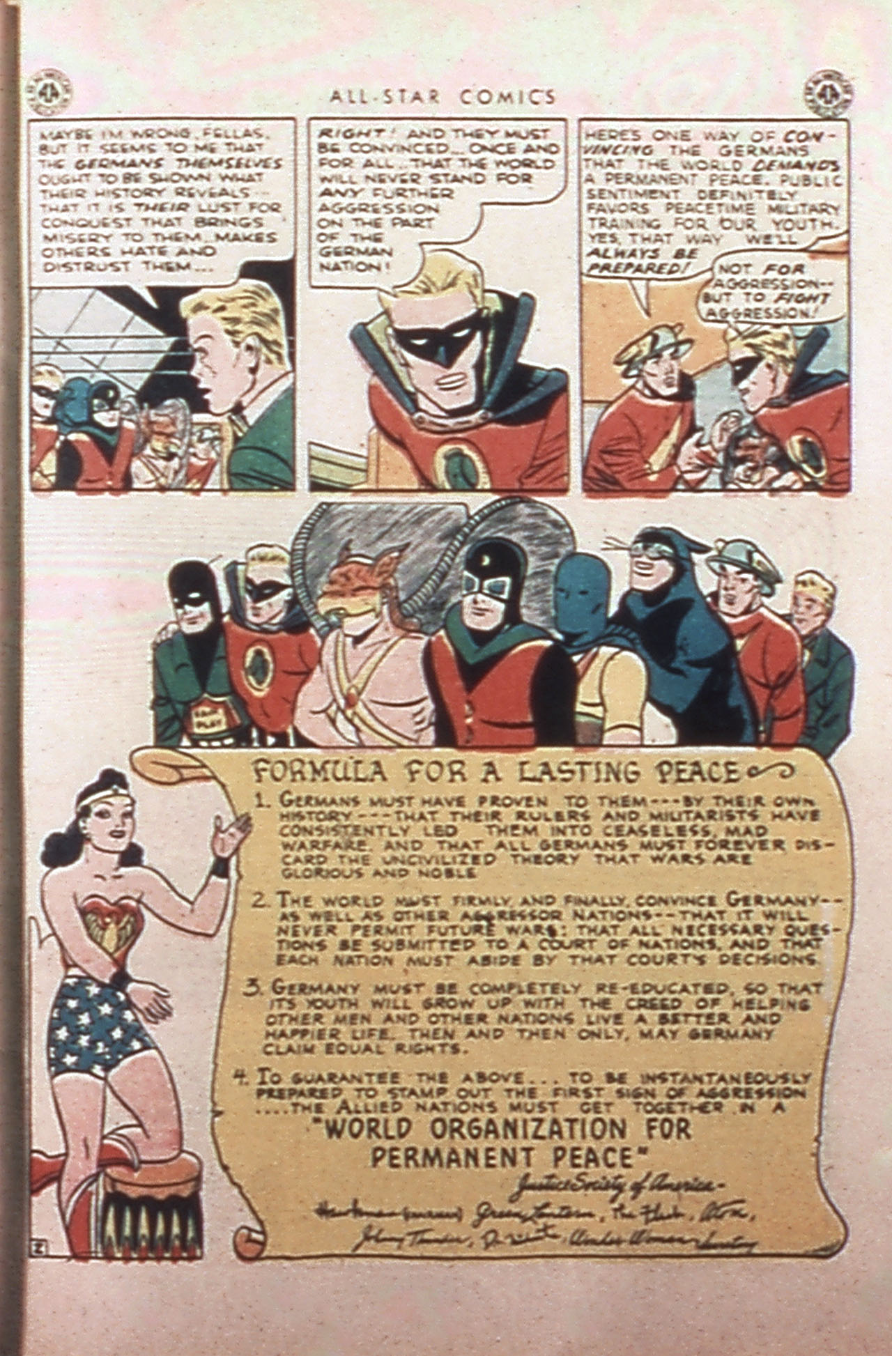 Read online All-Star Comics comic -  Issue #24 - 48