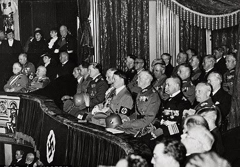 discoteca de Hitler