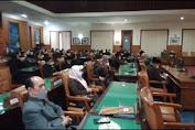 DPRD Tulungagung Menggelar Rapat Paripurna, Bupati Maryoto Birowo Turut Hadir