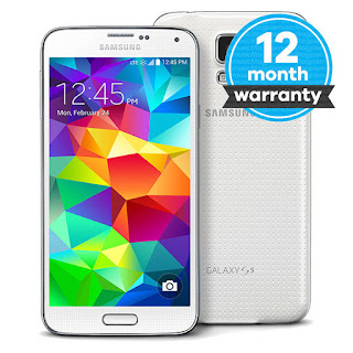 Limited quantity available £132.99 Samsung Galaxy S5 SM-G900F, 1 years warranty EBAY