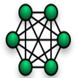 gambar topologi mesh atau jala