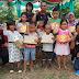 DPP AMPHIBI dan DPP AWAN PERS Beri Bantuan Sepatu Kepada Anak Yatim dan Anak Kurang Mampu