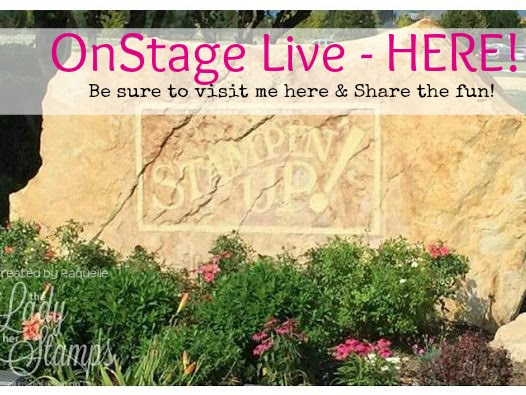 OnStage LIVE! Right Here!