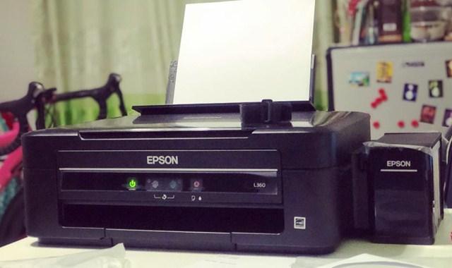 Review (Spesifikasi, Harga dan Driver ) Printer Epson L360 Terbaru - IGiamlilly_lily