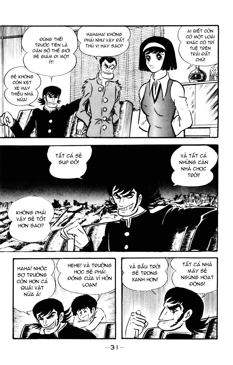DevilMan chapter 22.1 trang 26