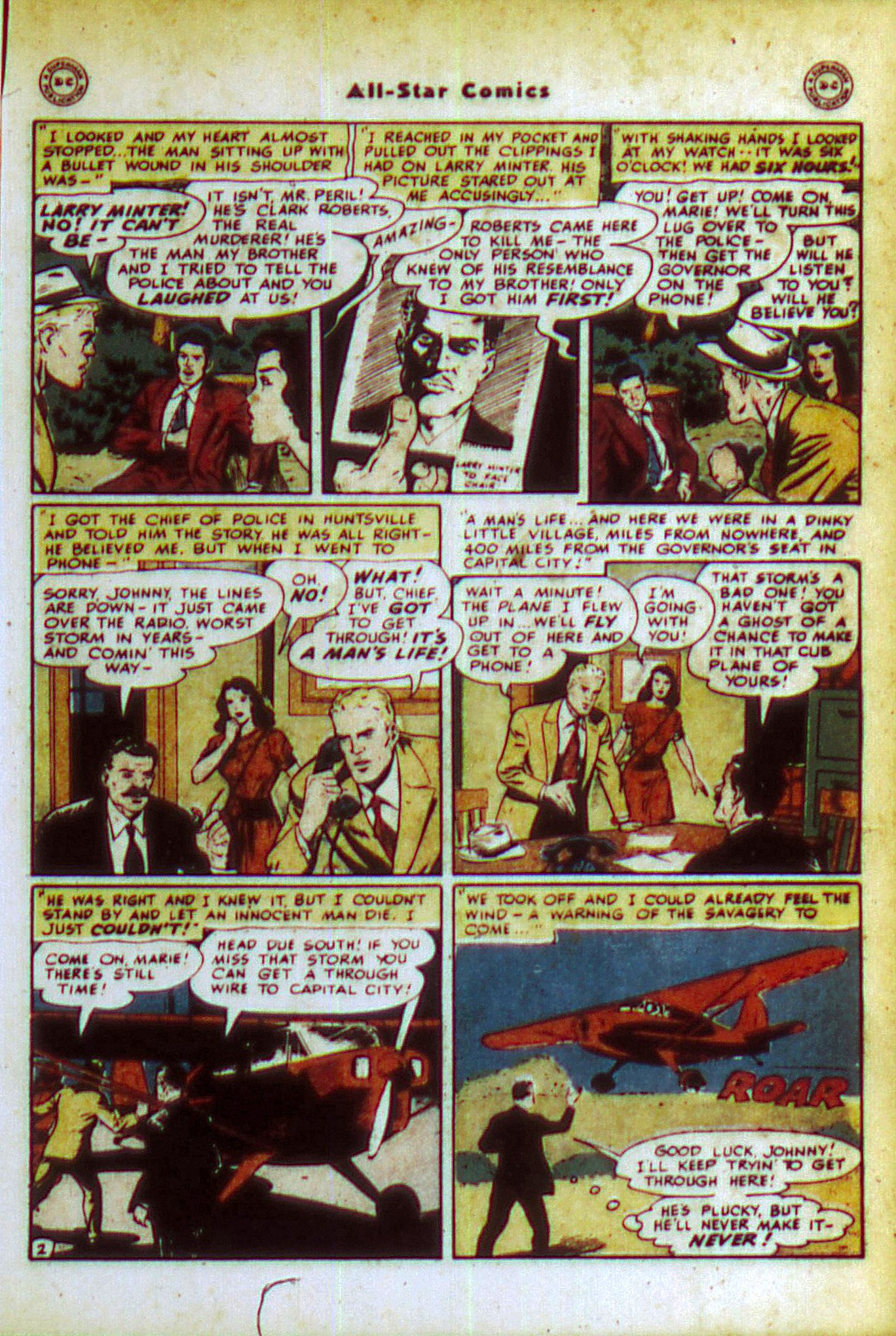 Read online All-Star Comics comic -  Issue #49 - 45