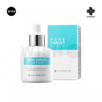 [SKINMISO] Pore Corset Serum 30ml USD 32.99