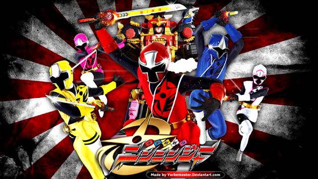 Shuriken Sentai Ninninger Sub Indo