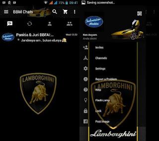 BBM MOD LAMBORGHINI VERSI 2.13.0.26