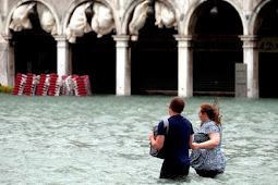 Chuvas deixam dez mortos na Itália e destruição por todo país