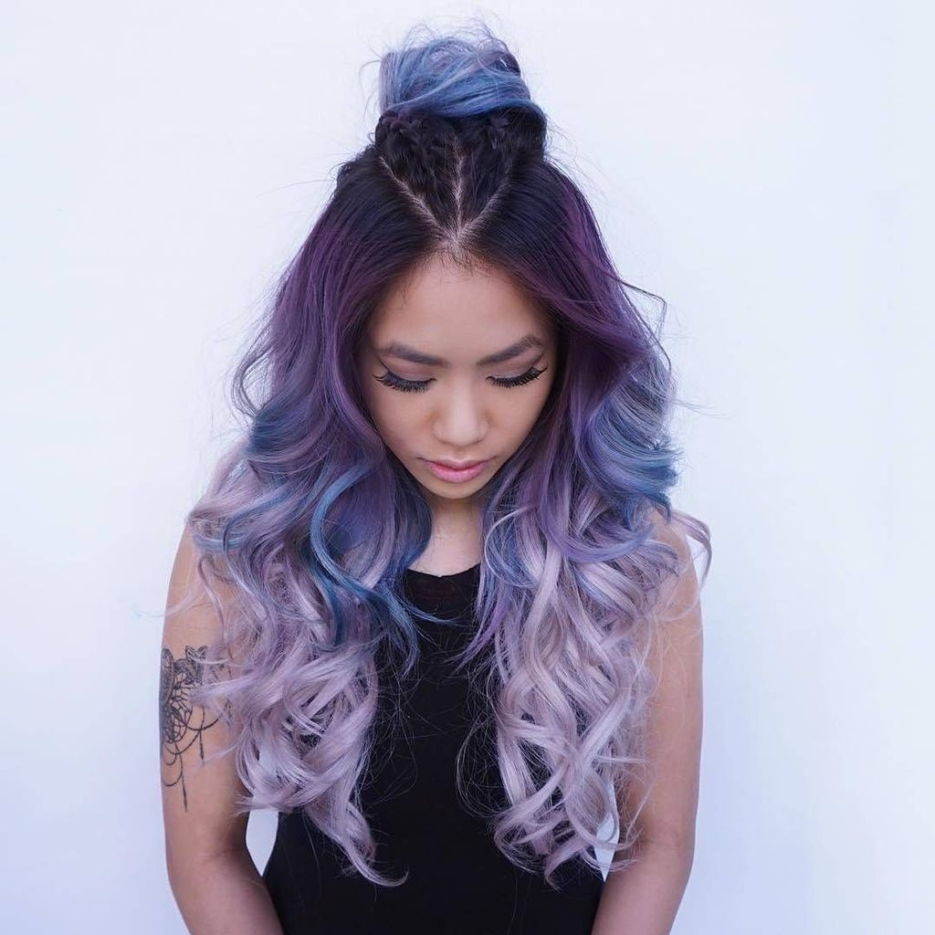 Trend Fashionist 38 Hottest Ombre Hair Color Ideas For Right Now