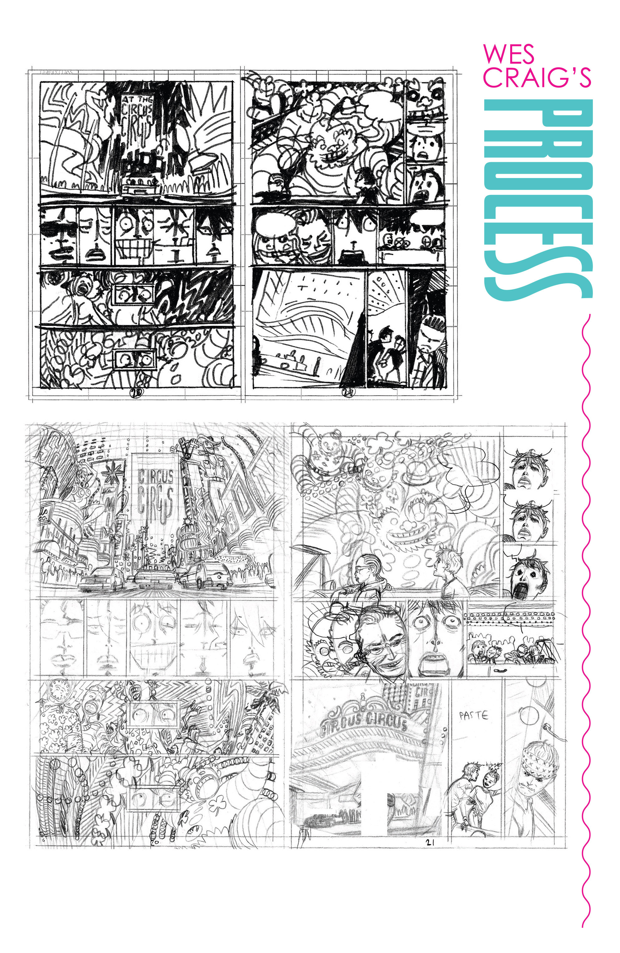 Read online Deadly Class comic -  Issue #4 - 26