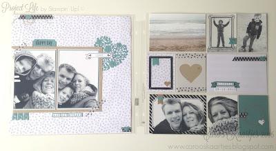 Project Life by Stampin' Up! producten zijn verkrijgbaar via carooskaartjes@hotmail.nl / www.carooskaartjes.blogspot.com
