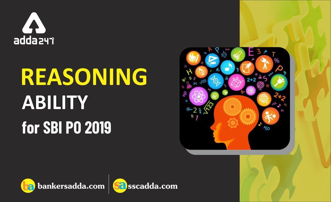 reasoning-quiz-for-sbi-po-prelims-2019