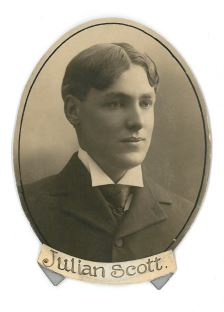Julian Scott, WRA class of 1897