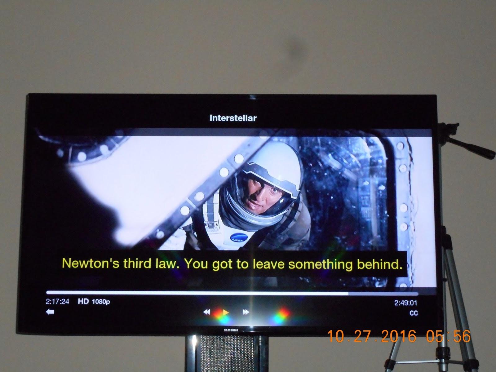 interstellar dr brand quotes