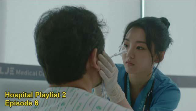 nonton hospital playlist 2 episode 6 sub indo