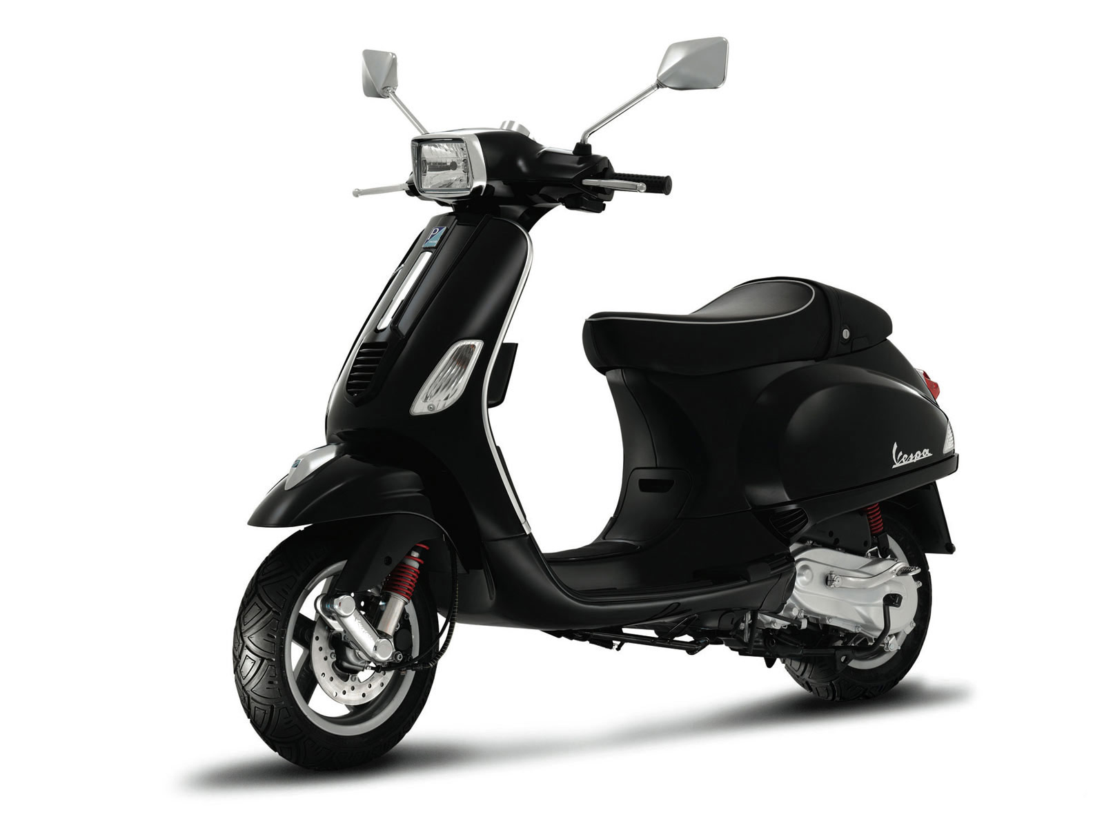 2008 VESPA S50 Scooter Pictures Accident lawyers info