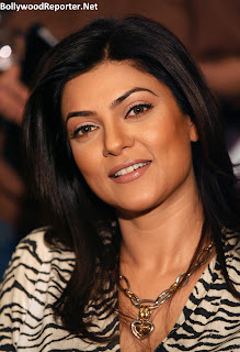 Sushmita Sen- 5 feet 9.5 inches