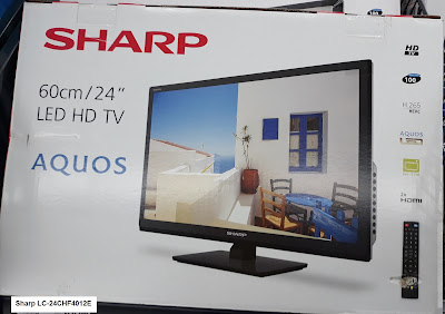 Sharp LC-24CHF4012E TV