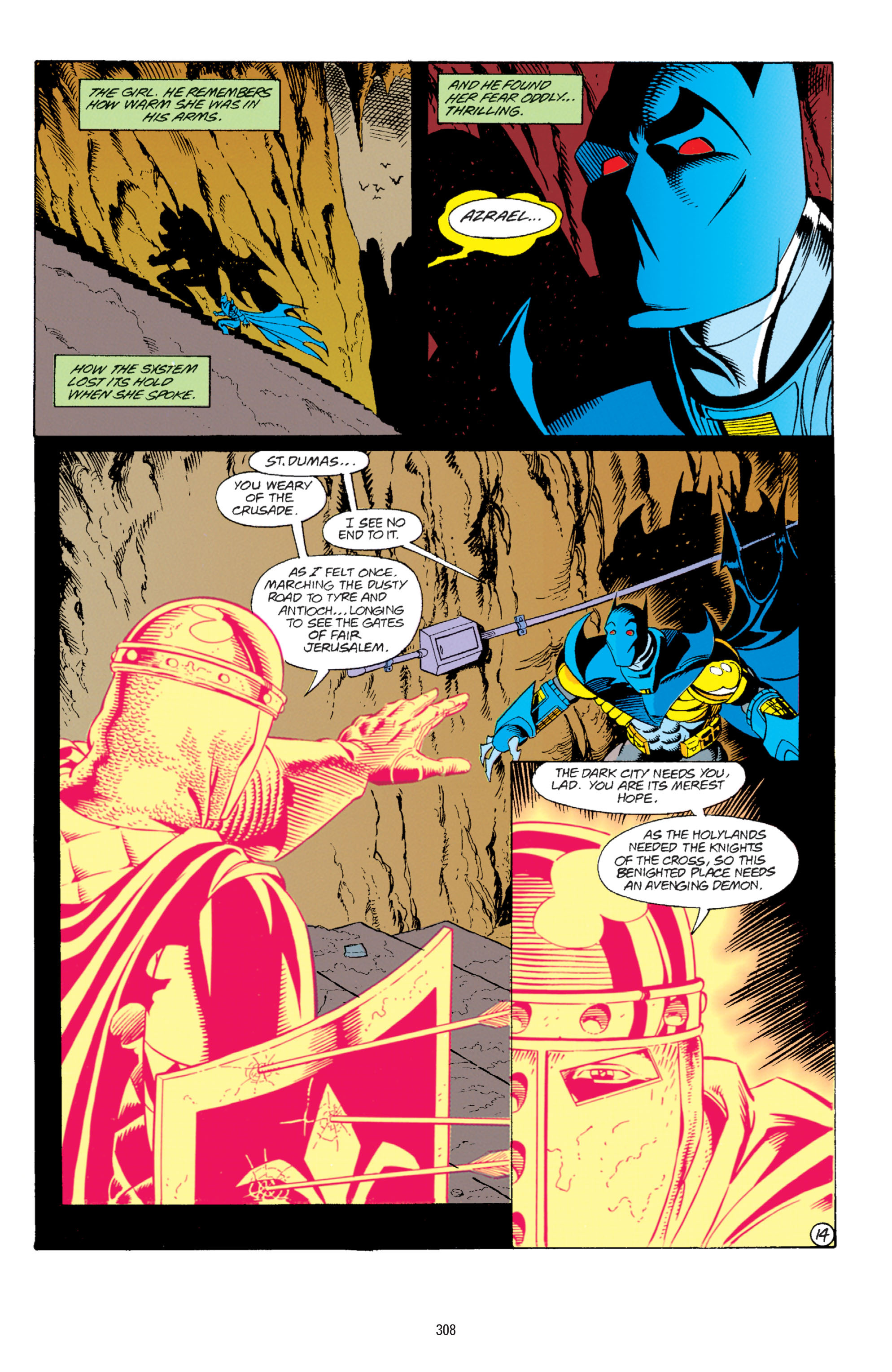 Detective Comics (1937) 671 Page 14