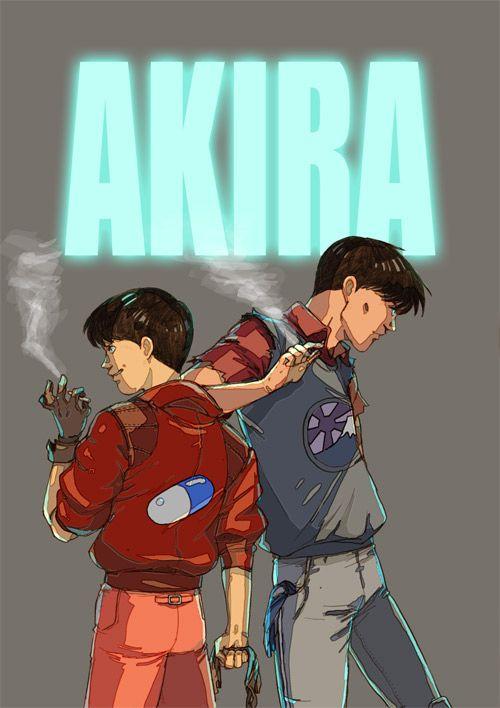 Kaneda and Yama