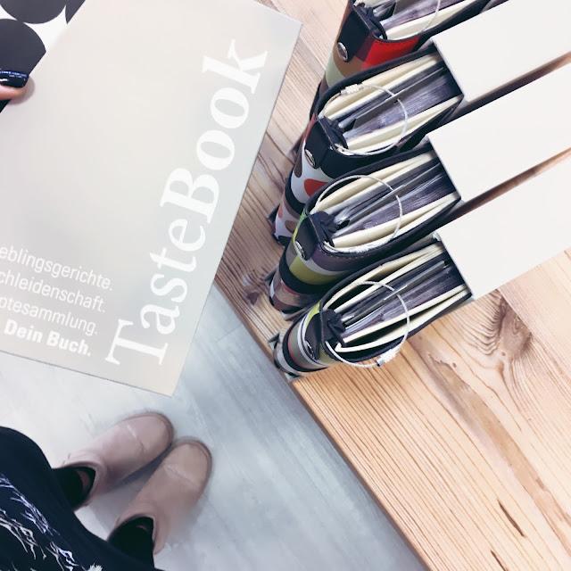 GrinseStern, sale, tripbook, tastebook, stoffladen