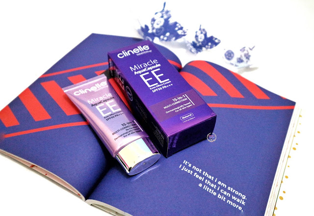 Clinelle Whiten Up EE Cream Review