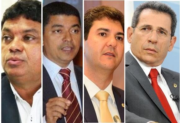 Quatro deputados maranhenses votaram contra reforma da previdência