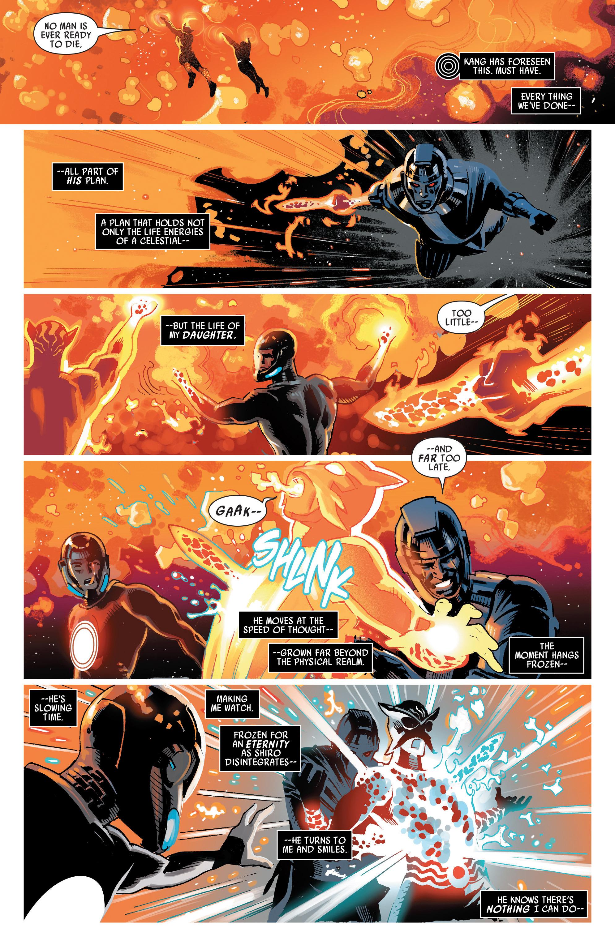 Read online Uncanny Avengers (2012) comic -  Issue #22 - 6