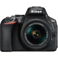 Kredit Nikon D5600 18-55mm