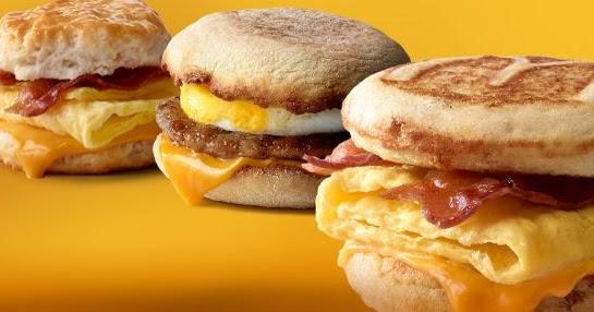 mcdonalds offers two for 4 breakfast sandwich deal