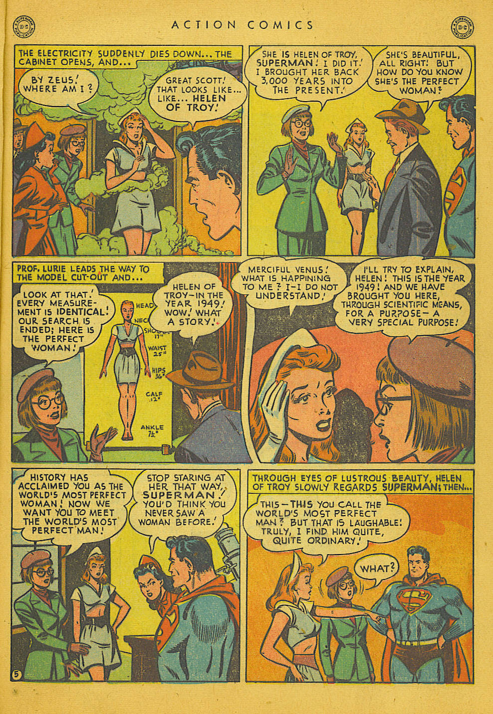 Action Comics (1938) 133 Page 5