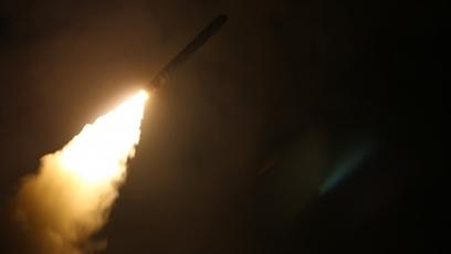 Siria responde sin ayuda de Rusia al ataque de EE UU