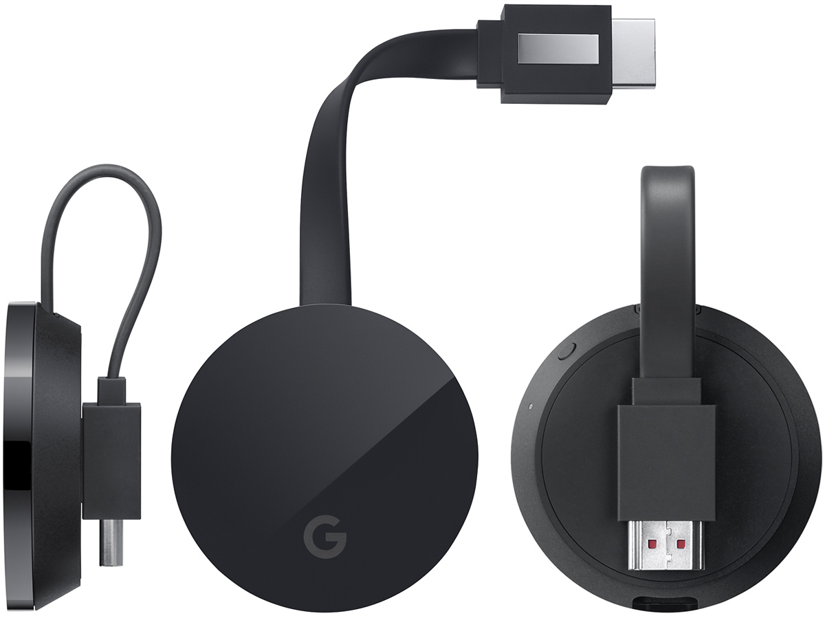 [Leaked] Official Render Of The 4K Chromecast Ultra