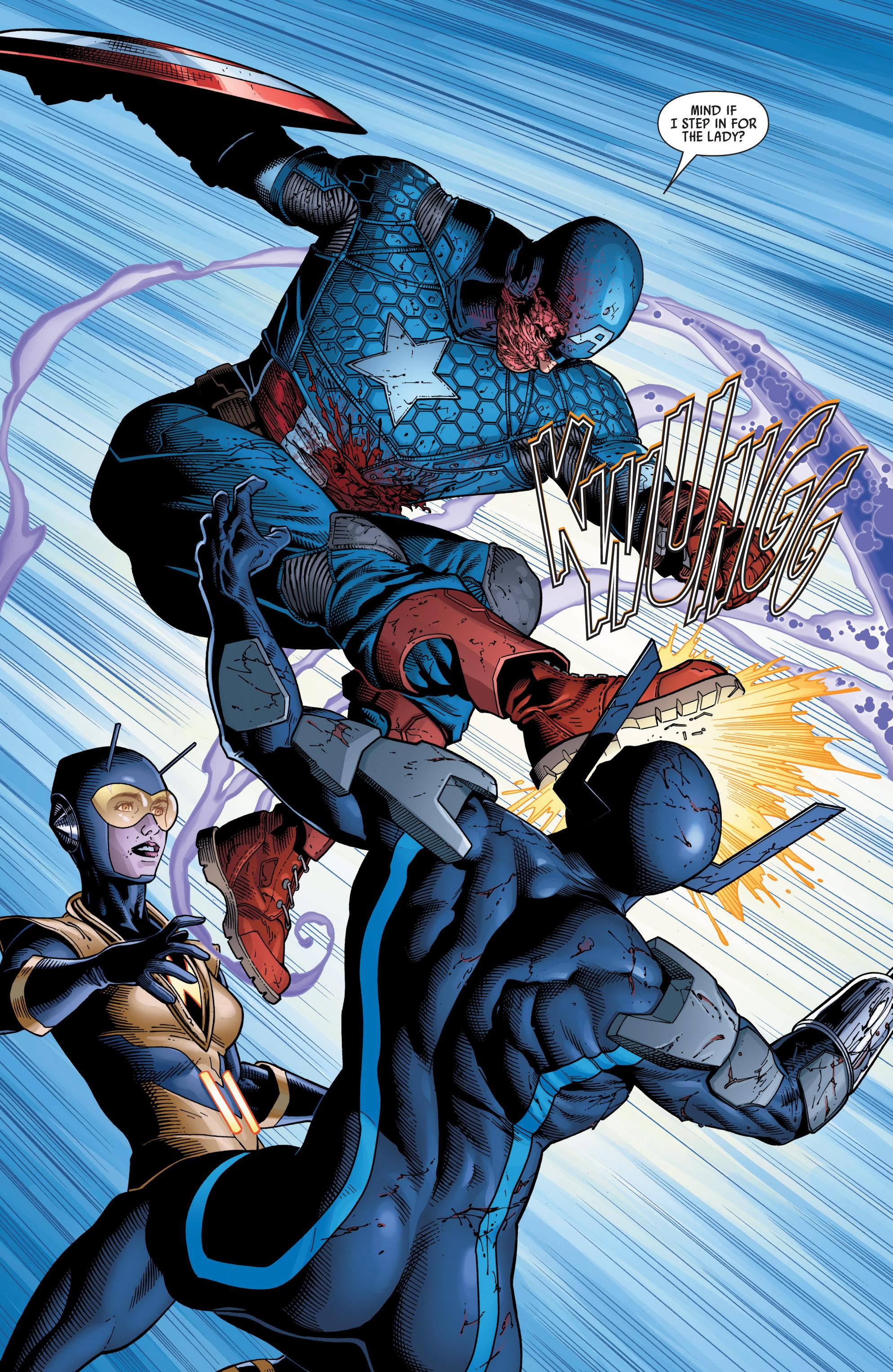 Read online Uncanny Avengers (2012) comic -  Issue #17 - 14