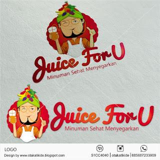 Jasa desain logo produk makanan minuman ukm logo perusahaan surabaya jakarta pekanbaru medan jayapura bali solo kediri semarang