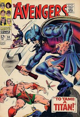 Avengers #50, Typhon