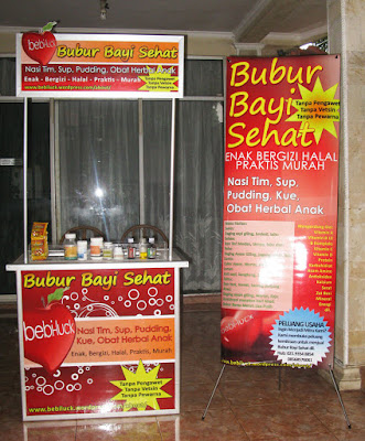 Peluang Usaha Bubur Makanan Bayi Organik