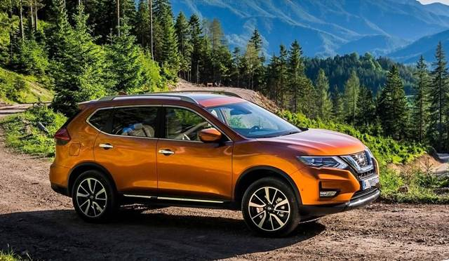 Nissan X-Trail 2018 versátil