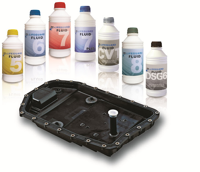 Modular Oil Changing Kits, By ZF Services Now In The Indian Market