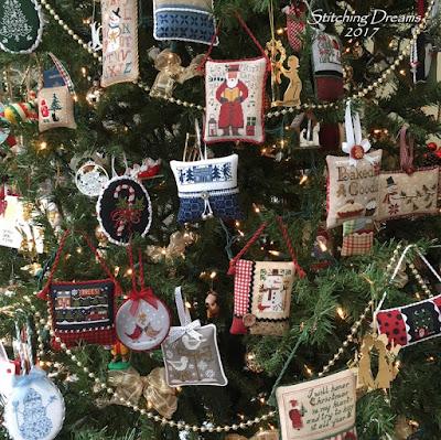 Stitching Dreams Christmas Memories