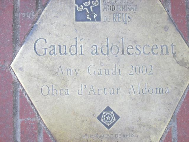 Hiszpania, Reus, Costa Dorada, Tarragona, Antoni Gaudi