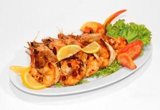 مطعم مأكولات بحرية